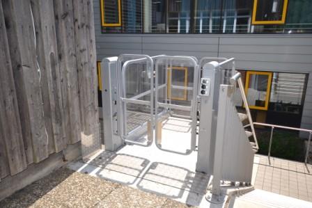 Cama Treppenlift cama lift galerie